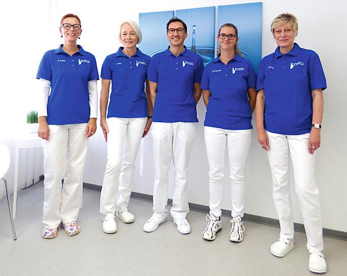 Zahnarzt Schneider Freiburg Team
